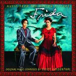 Pochette Music From the Motion Picture Frida (OST)