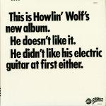 Pochette The Howlin' Wolf Album