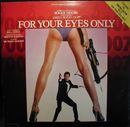 Pochette For Your Eyes Only (OST)