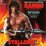 Pochette Rambo: First Blood Part II (OST)