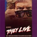Pochette They Live (OST)