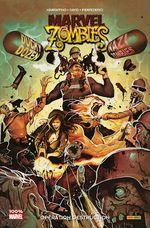 Couverture Opération Destruction - Marvel Zombies, tome 9