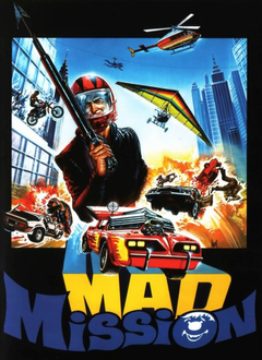 Affiche Mad Mission