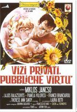 Affiche Vices Privés, Vertus Publiques