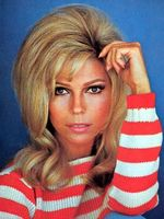 Photo Nancy Sinatra