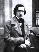 Photo Frédéric Chopin