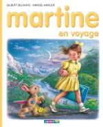 Couverture Martine en voyage