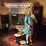 Pochette Switched‐On Bach