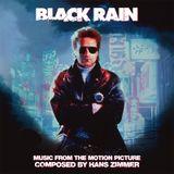 Pochette Black Rain (OST)
