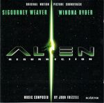 Pochette Alien Resurrection (OST)