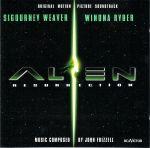Pochette Alien Resurrection (OST)