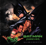 Pochette Batman Forever: Music From the Motion Picture (OST)