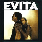 Pochette Music From the Motion Picture Evita (OST)