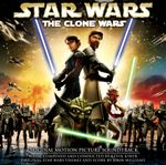 Pochette Star Wars: The Clone Wars (OST)