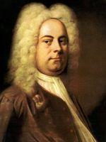 Photo George Frideric Handel