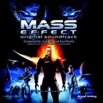 Pochette Mass Effect: Original Soundtrack (OST)