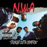 Pochette Straight Outta Compton