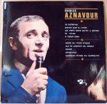 Pochette Charles Aznavour