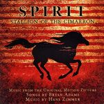 Pochette Spirit: Stallion of the Cimarron: Music From the Original Motion Picture (OST)
