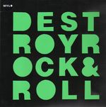 Pochette Destroy Rock & Roll (Single)