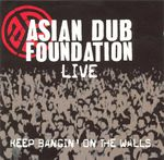 Pochette Live: Keep Bangin' on the Walls (Live)
