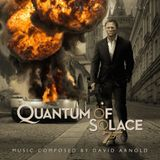 Pochette Quantum of Solace (OST)