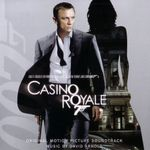 Pochette Casino Royale (OST)