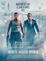 Affiche White House Down