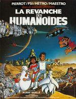 Affiche La revanche des humanoides