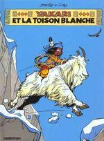 Couverture Yakari et la Toison blanche - Yakari, tome 11
