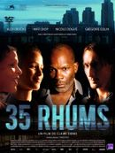 Affiche 35 Rhums