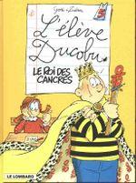 Couverture Le Roi des cancres - L'Élève Ducobu, tome 5