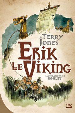 Couverture Erik le Viking