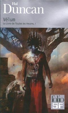 Couverture Vélum - Le Livre de toutes les heures, tome 1
