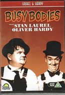 Affiche Laurel et Hardy menuisiers