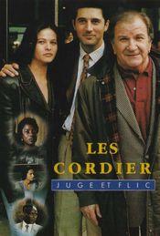 Affiche Les Cordier, juge et flic