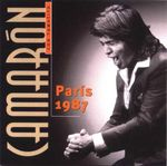 Pochette Paris 1987 (Live)