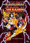 Affiche Samurai Shodown