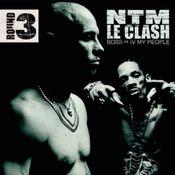 Pochette Le Clash : BOSS vs. IV My People, Round 3