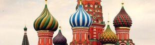 Cover Mes pérégrinations en terre russe*