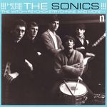 Pochette Here Are The Sonics
