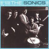 Pochette Here Are The Sonics