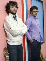 Logo Flight of the Conchords