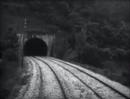 Affiche Passage d'un tunnel en chemin de fer