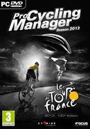 Jaquette Pro Cycling Manager : Saison 2013