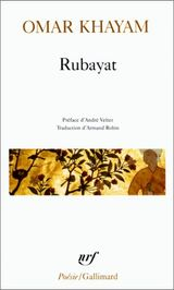 Couverture Rubayat