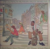 Pochette The London Howlin' Wolf Sessions