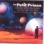 Pochette Le Petit Prince : L'Intégrale du spectacle musical (Live)