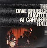 Pochette At Carnegie Hall (Live)