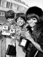 Logo The Supremes